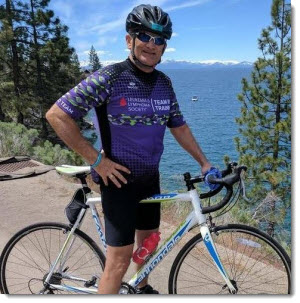 Wayne Warrington LLS Tahoe Cycle Ride